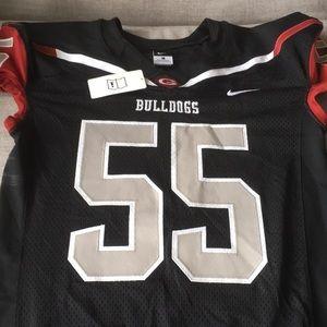 Nike Georgia Bulldogs Football Jersey